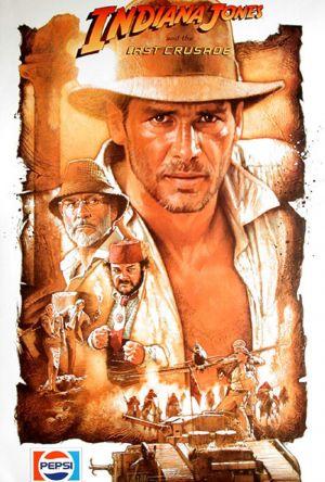 Indiana Jones and the Last Crusade 800x1185
