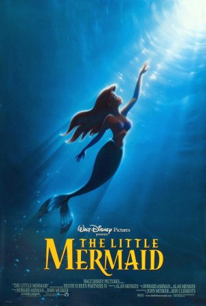 The Little Mermaid 1415x2100