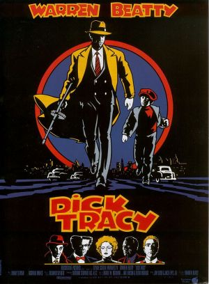 Dick Tracy 700x952