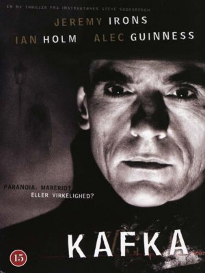 Kafka Dvd cover