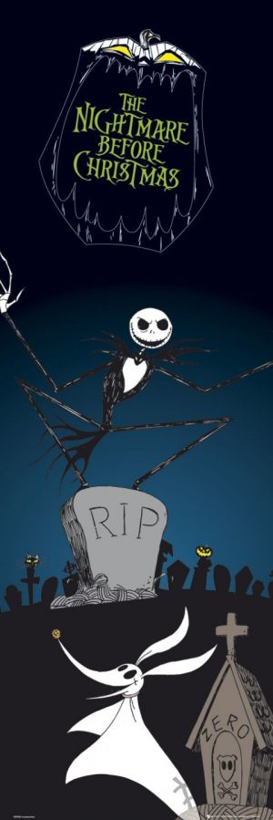 The Nightmare Before Christmas 480x1438