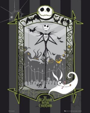 The Nightmare Before Christmas 480x598