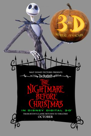 The Nightmare Before Christmas 880x1320