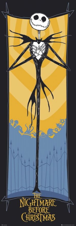 The Nightmare Before Christmas 480x1420