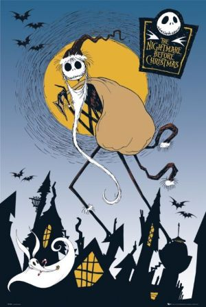 The Nightmare Before Christmas 480x717