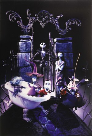 The Nightmare Before Christmas 2034x3000