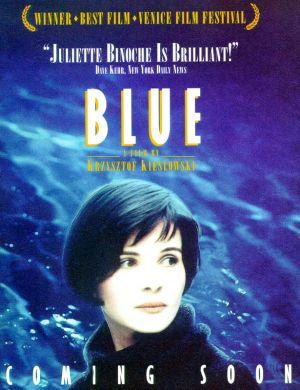 Drei Farben - Blau 615x800