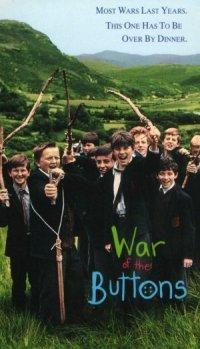 Krieg der Knöpfe poster