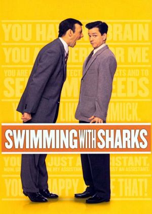 Swimming with Sharks 570x800