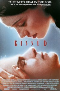 Kissed poster