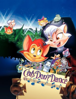 Cats Don't Dance 2075x2725