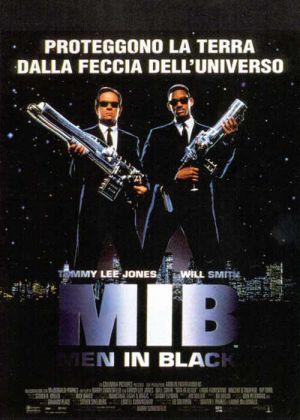 Men in Black 500x700