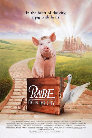 Babe: Pig in the City 2005x3000