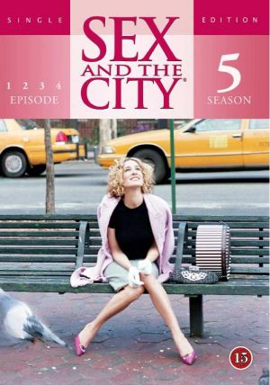 Sex and the City 600x856