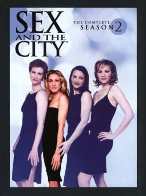 Sex and the City 599x800