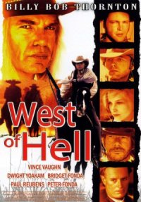 South of Heaven, West of Hell poster