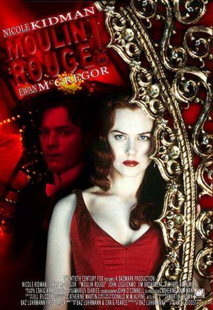 Moulin Rouge! 500x727