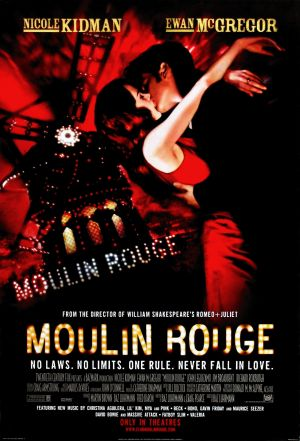 Moulin Rouge! 1700x2500