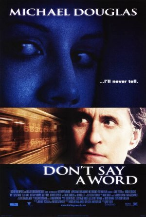 Don't Say a Word 673x998
