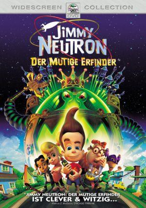 Jimmy Neutron: Der mutige Erfinder 472x672