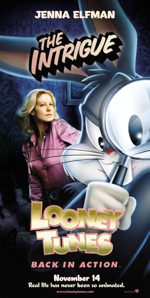 Looney Tunes: Back in Action 1961x3895
