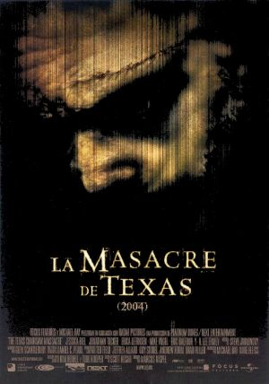 The Texas Chainsaw Massacre 662x945