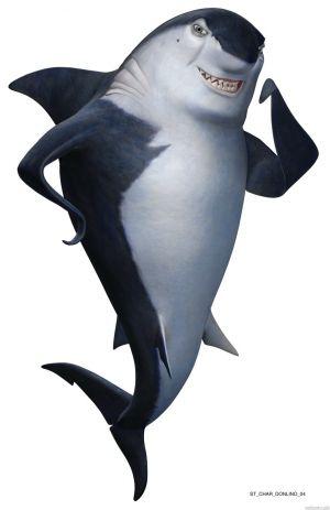 Shark Tale 907x1400