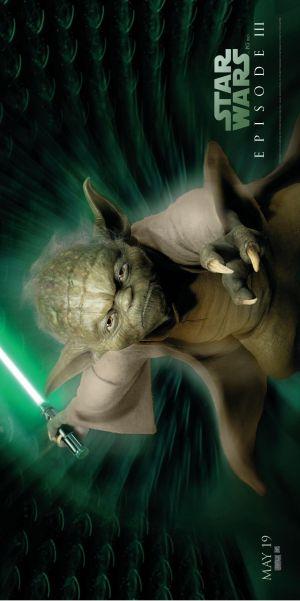 Star Wars: Episodio III - La venganza de los Sith 1349x2701