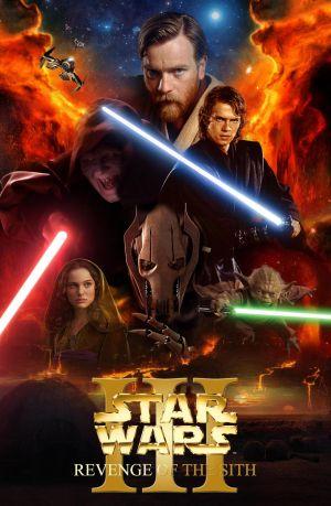 Star Wars: Episodio III - La venganza de los Sith 1308x2000