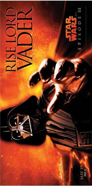 Star Wars: Episodio III - La venganza de los Sith 1349x2717