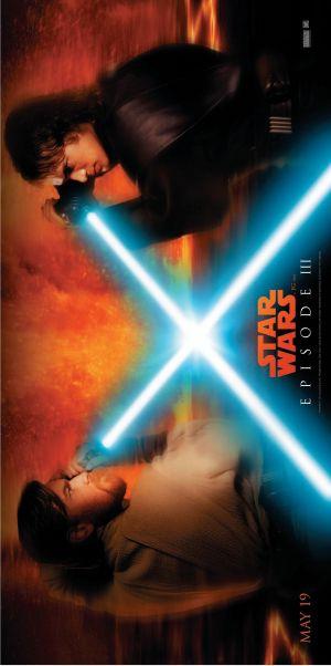 Star Wars: Episodio III - La venganza de los Sith 1349x2705