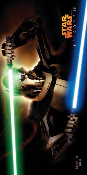 Star Wars: Episodio III - La venganza de los Sith 1345x2701