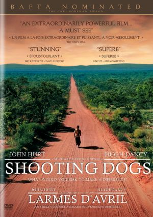 Shooting Dogs Cover