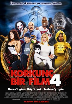 Scary Movie 4 3470x5000