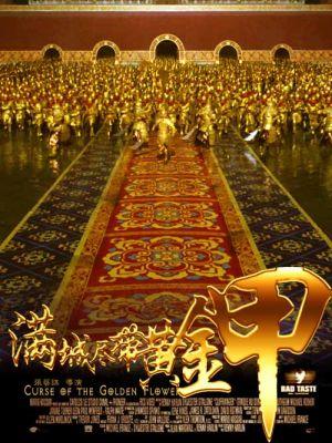 Der Fluch der goldenen Blume 500x667