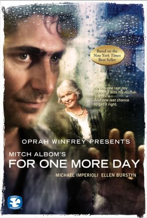Mitch Albom's For One More Day 808x1196