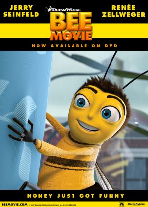 Bee Movie - Das Honigkomplott 1800x2520