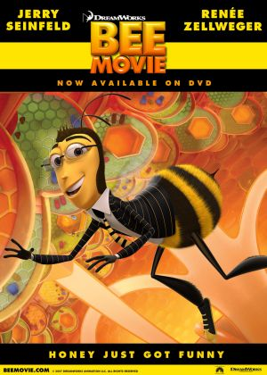 Bee Movie Video release poster