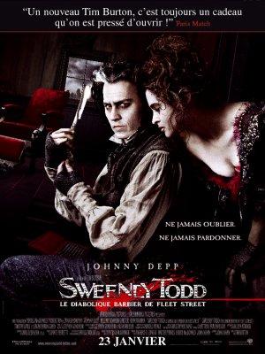 Sweeney Todd: The Demon Barber of Fleet Street 1328x1772