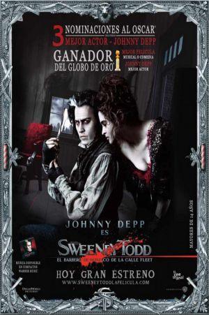 Sweeney Todd: The Demon Barber of Fleet Street 681x1024