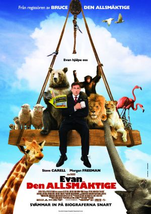 Evan Almighty 2481x3508