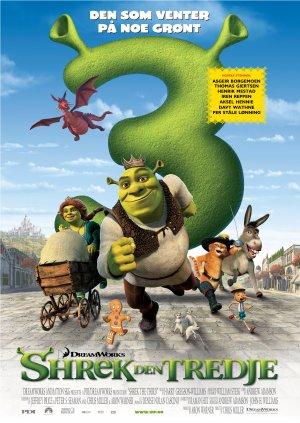 Shrek the Third 3545x4996