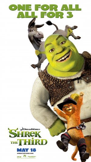 Shrek the Third 2160x3840