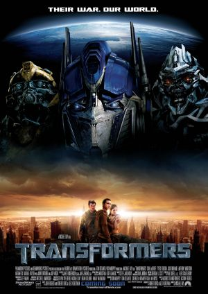 Transformers 2481x3508