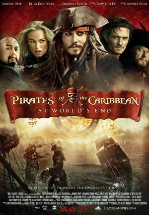 Pirates of the Caribbean: At World's End 2079x3000