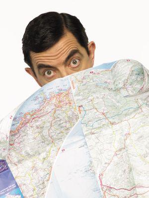 Mr. Bean macht Ferien 3375x4500