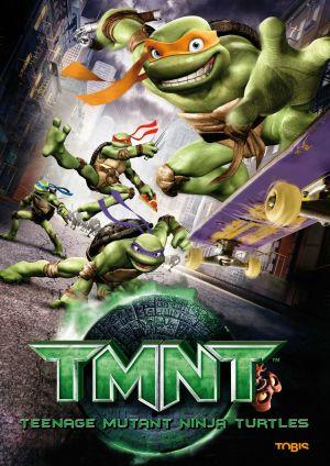Teenage Mutant Ninja Turtles 1530x2162