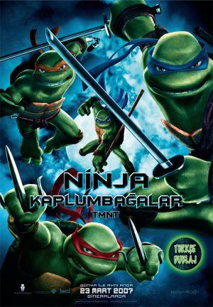 Teenage Mutant Ninja Turtles 2480x3575