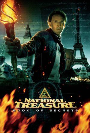 National Treasure: Book of Secrets 2400x3545