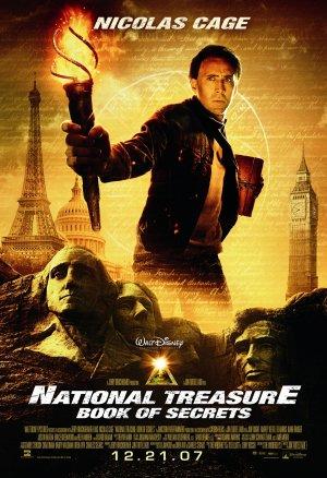 National Treasure: Book of Secrets 1440x2100
